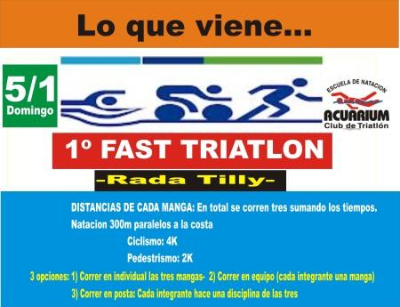 fast triatlon