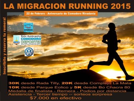 La migracion run